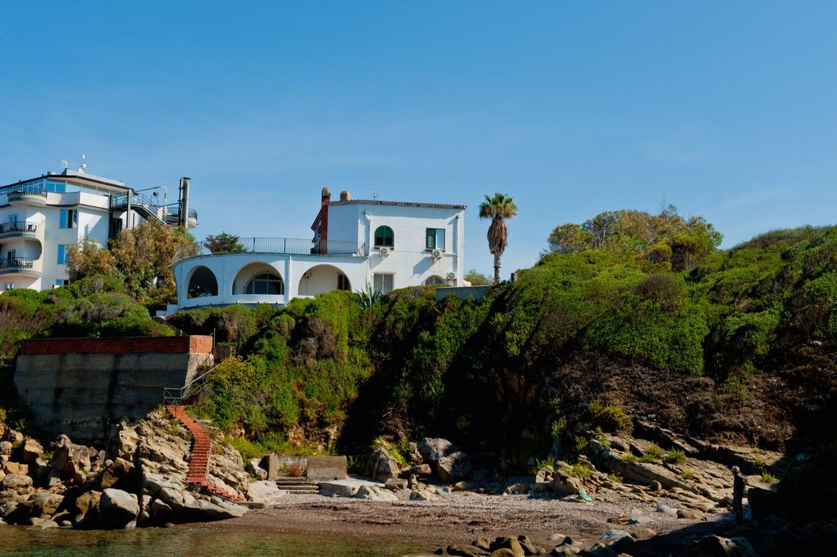 Villa oberhalb vom Strand in Cefalu