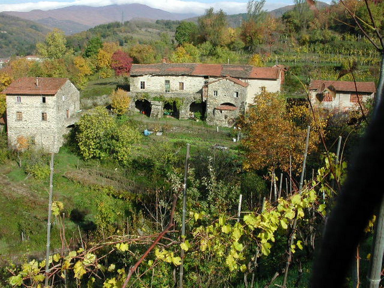 Large stone houses property