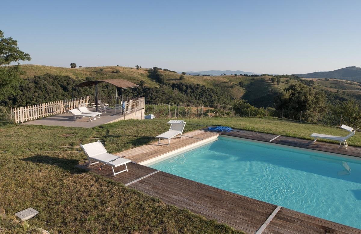 Tuscan farmhouse near Grosseto