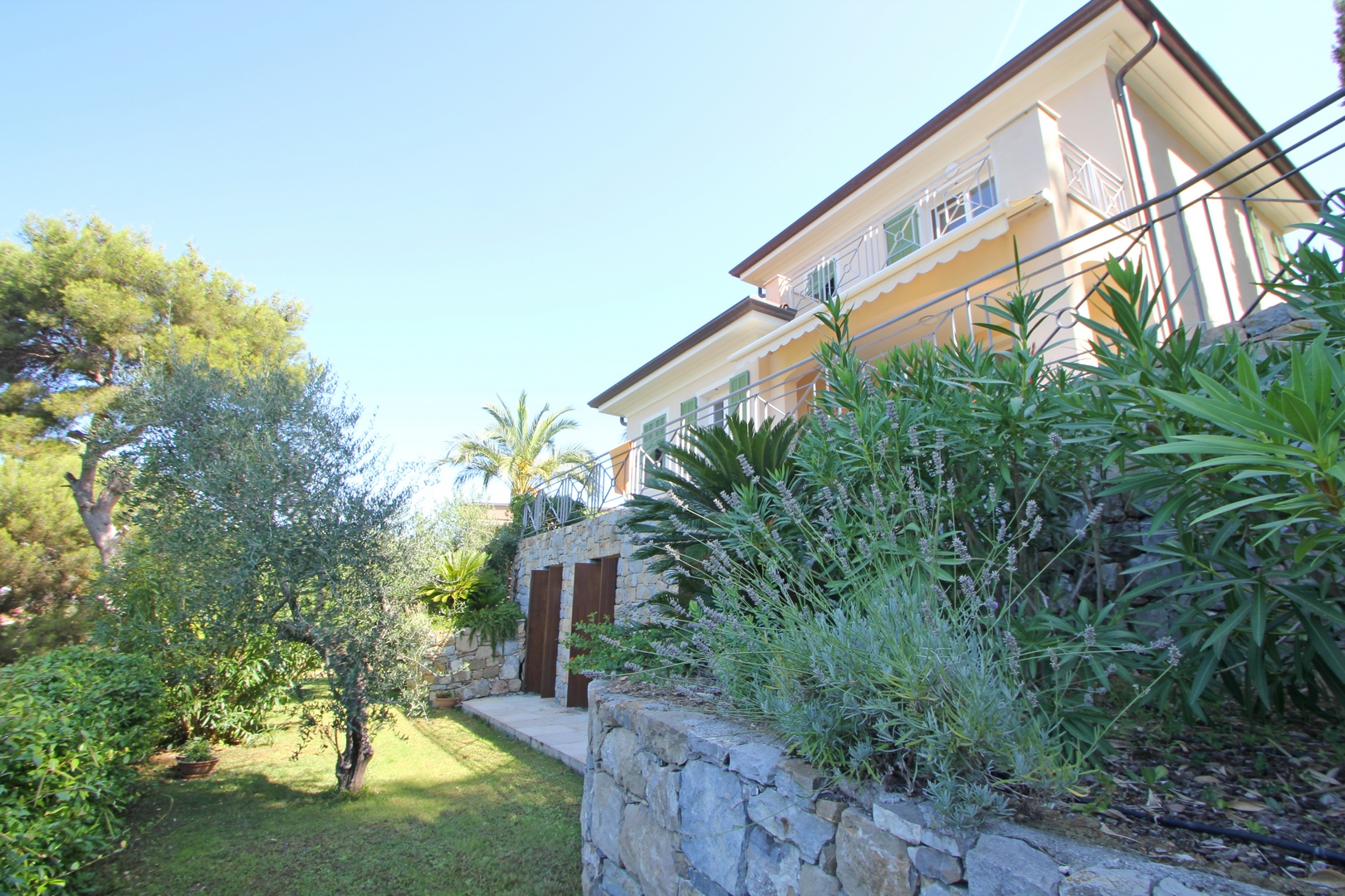 New villa in Bordighera