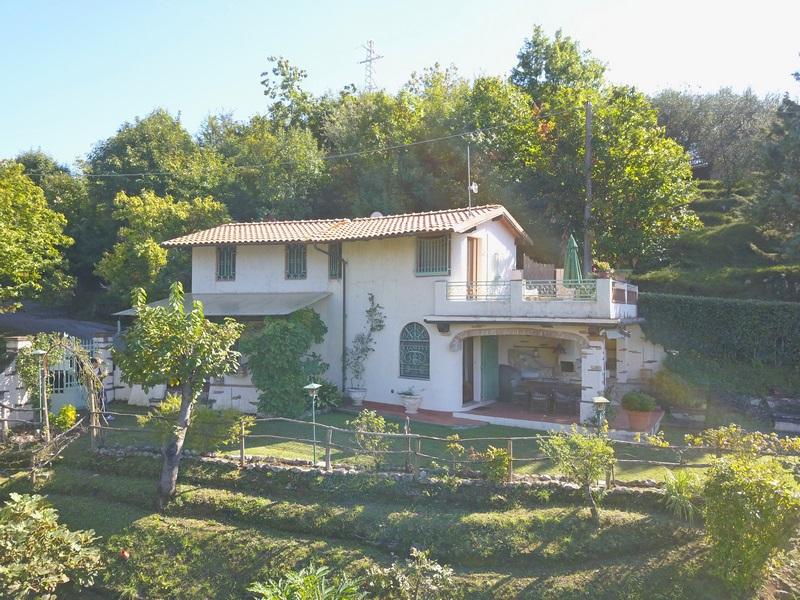 Ideales Ferienhaus in der Toskana mit Meerblick