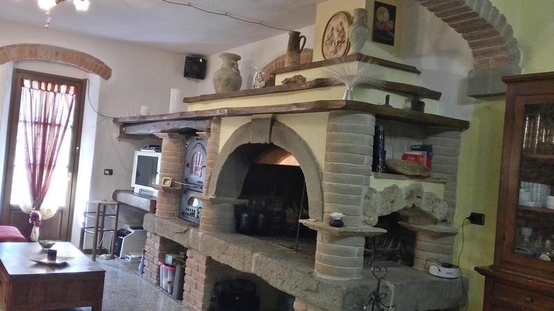Teil eines Hauses bei Fivizzano