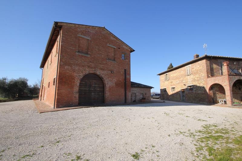 Weingut in Montepulciano