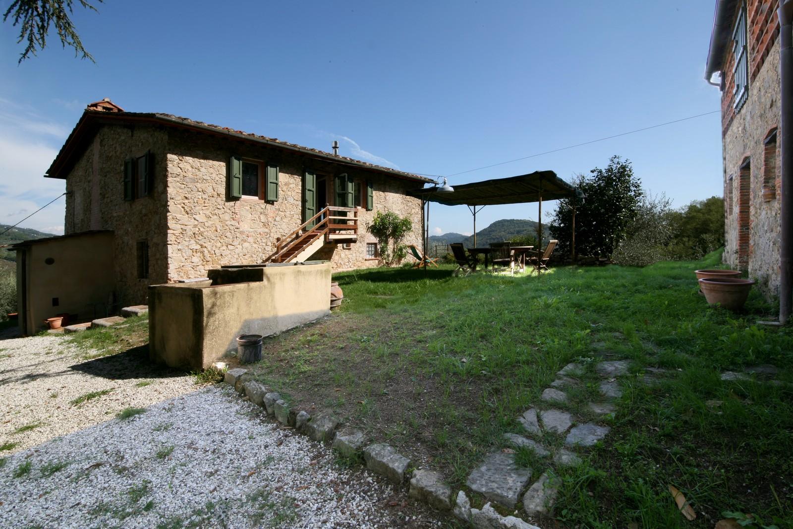 Renoviertes Landhaus zwischen Camaiore und Lucca