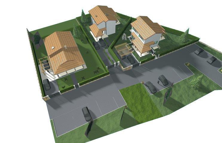 Neues Öko-Haus in Stiava