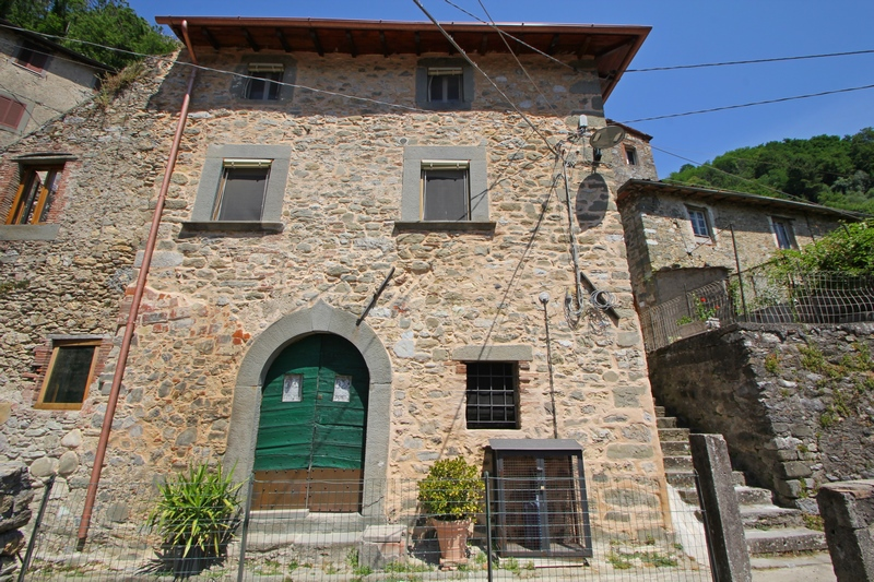 Renoviertes Rustico im Weiler bei Pescaglia
