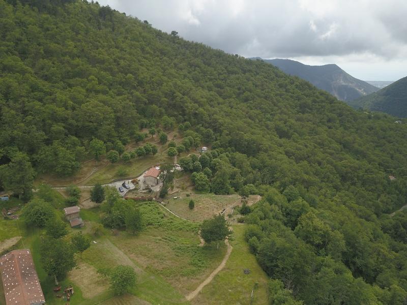 B & B - private villa and camping