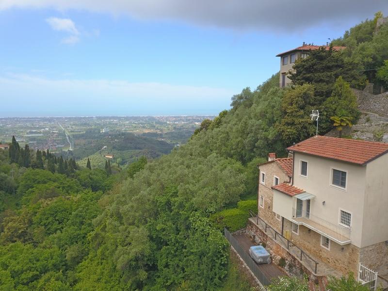 Restored property in Monteggiori