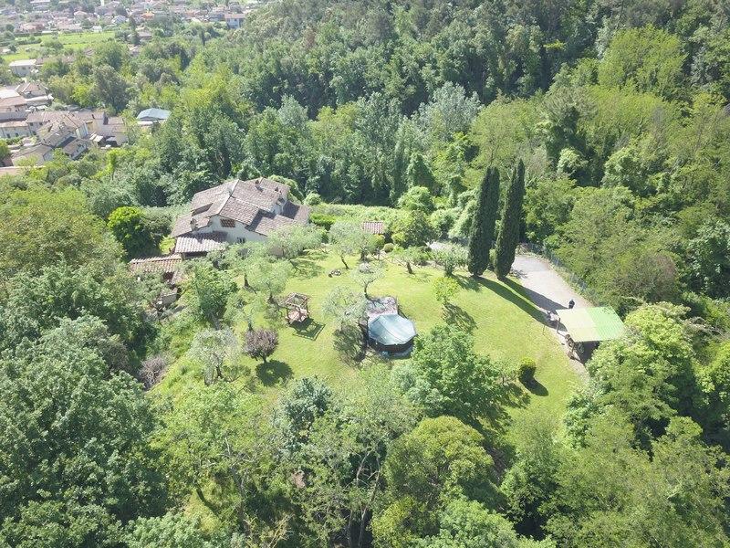 Special property near to Camaiore