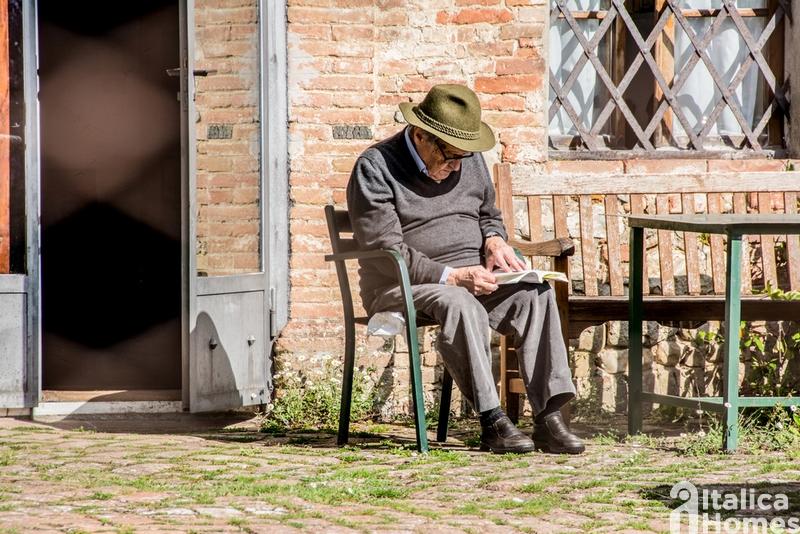 Retirement in Bella Italia