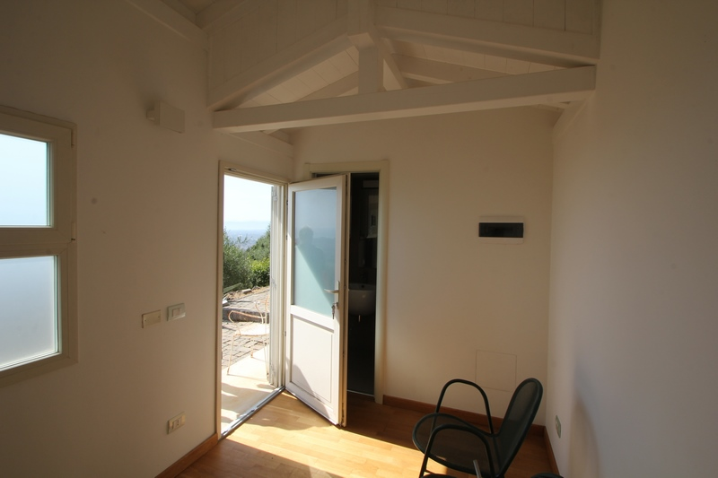 Small cottage with dream sea view in Versilia